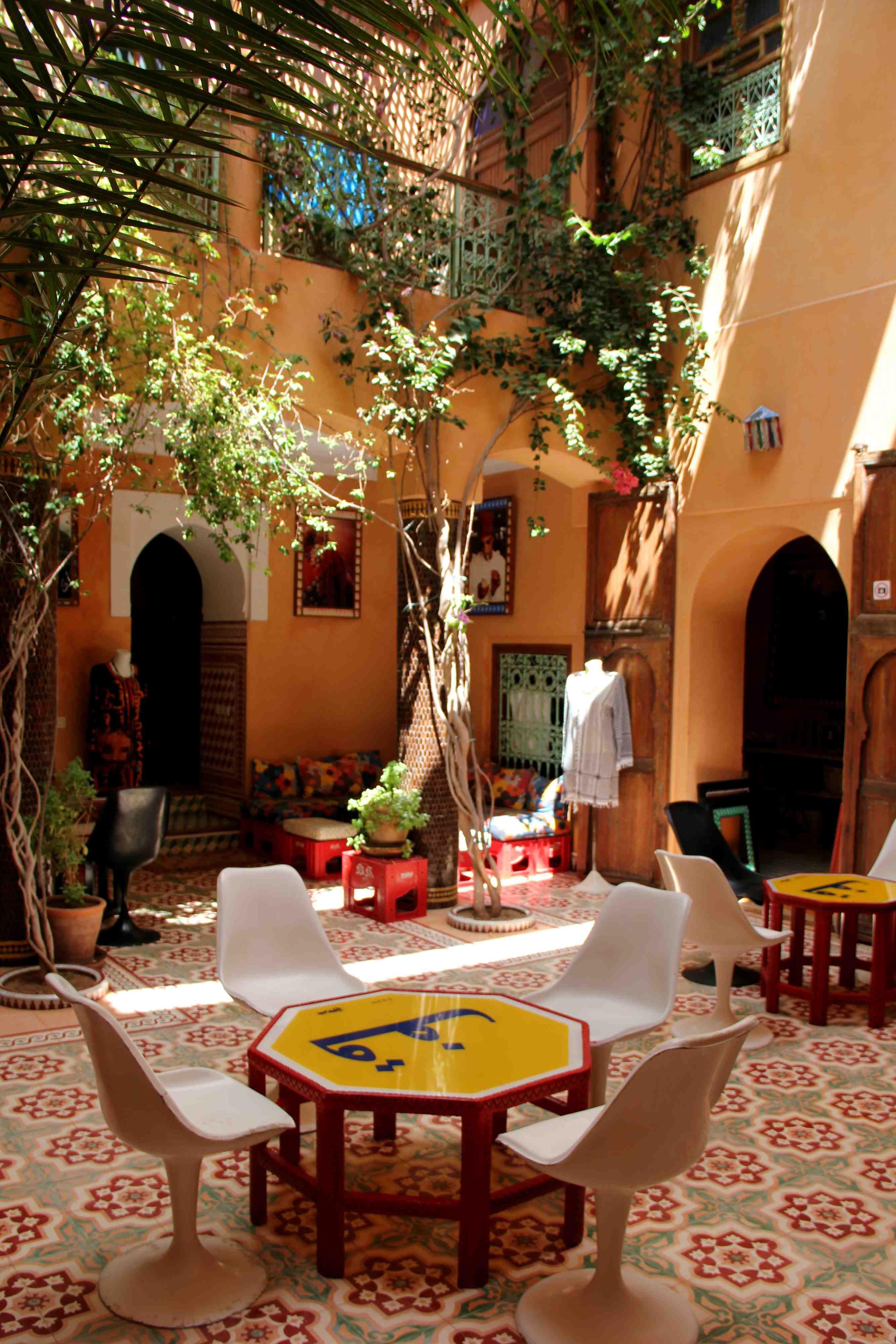 Marrakech Decoration D Interieur riad yima, cafe in marrakech (avec images) | marseillan