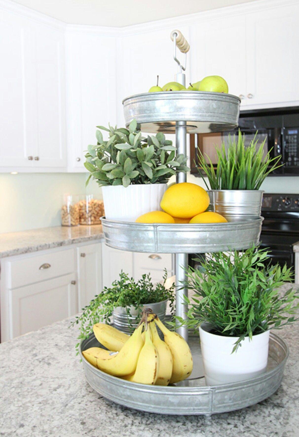 Schöne Etagere Für Die Küche
