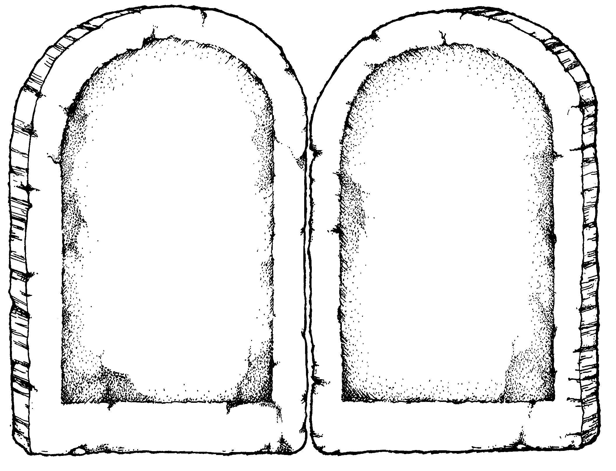 coloring pages ten commandments tablets for sale | Great image of stone tablets to use for 10 Commandments ...