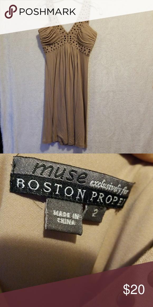 Muse Boston Proper Dress Size 2
