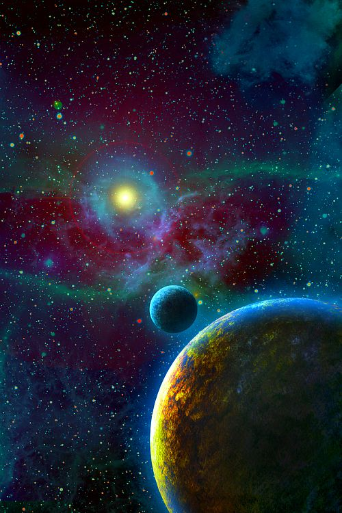 Astronomy Outer Space Space Universe Stars Nebulas Planets