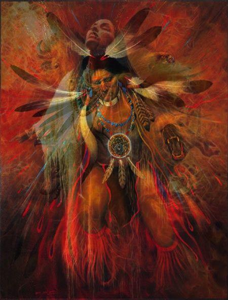 Native American blend