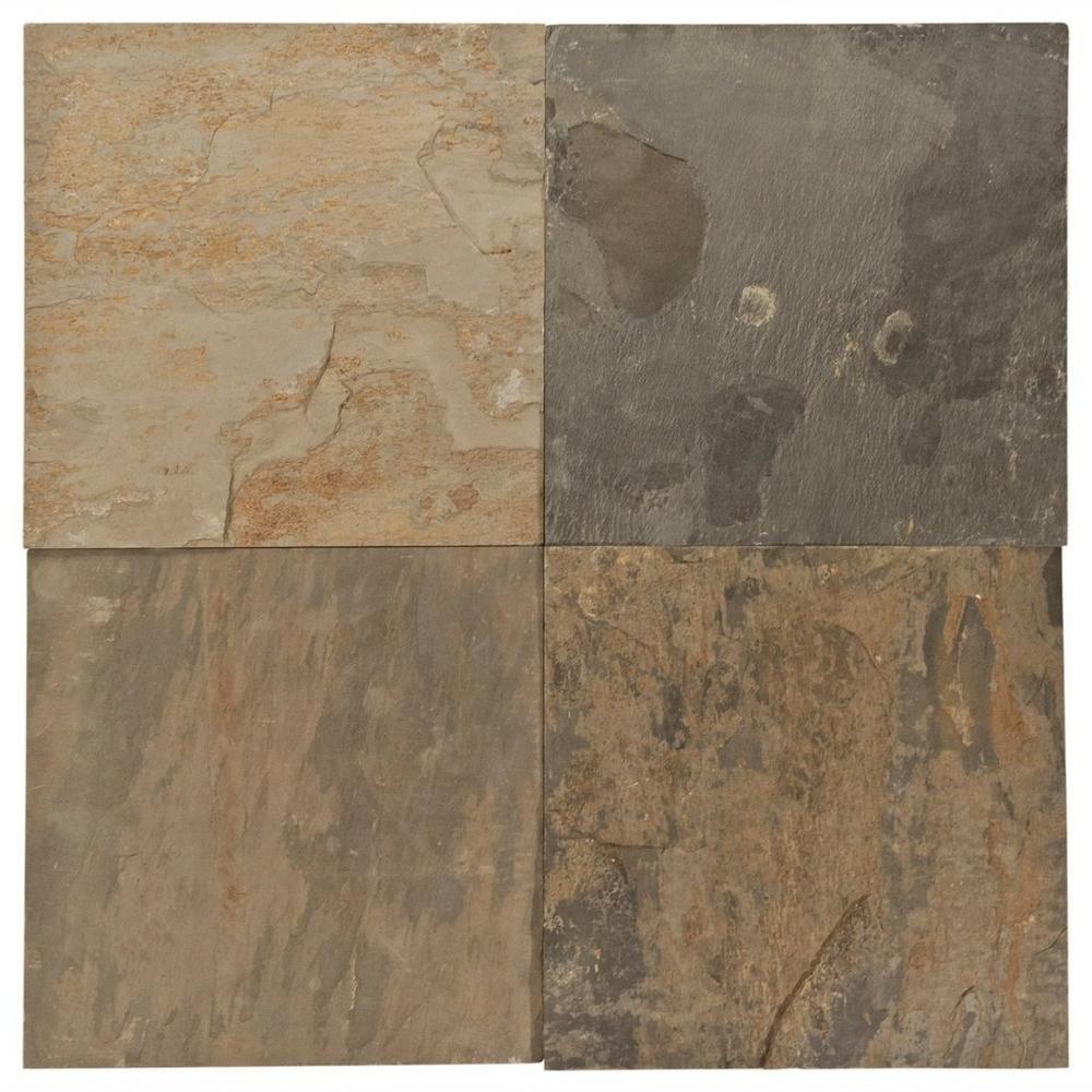 Slate Tile Stone Flooring Floor Decor