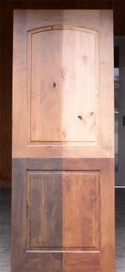 Rustic Knotty Alder Doors at Wholesale Prices   Knotty ...