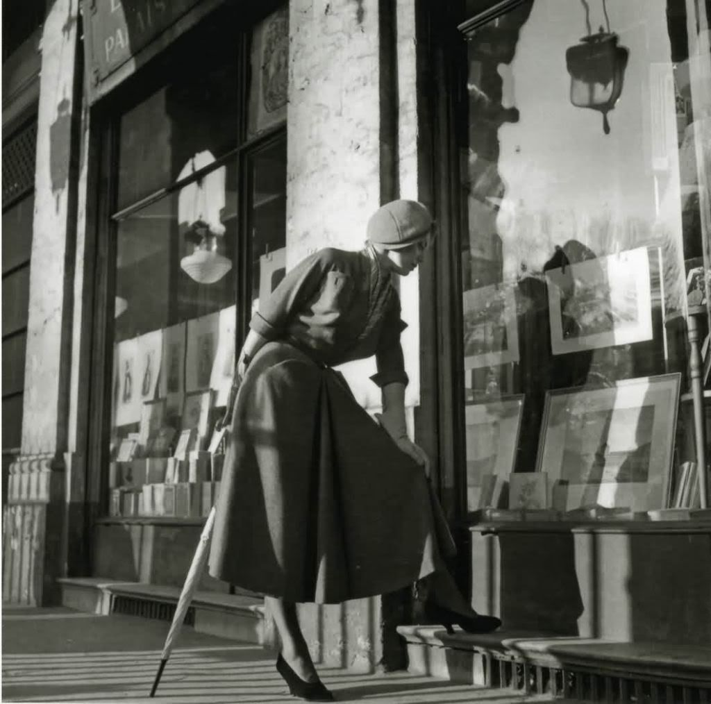 Dior 1948 by Willy Maywald