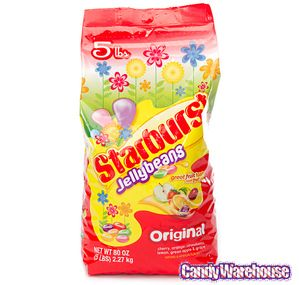 Incredible Starburst Jelly Beans Candy 5Lb Bag Gluten Free Candy Machost Co Dining Chair Design Ideas Machostcouk