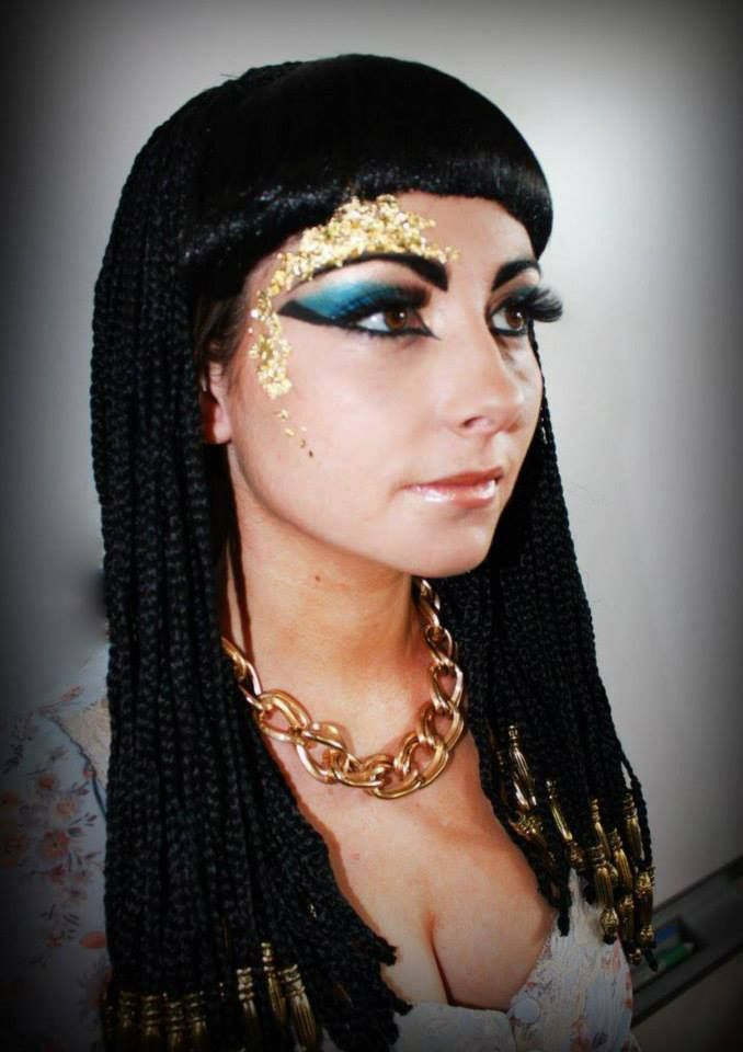 Pin by Jade Belly Dance on Belly dance Makeup Ideas | Pinterest ...