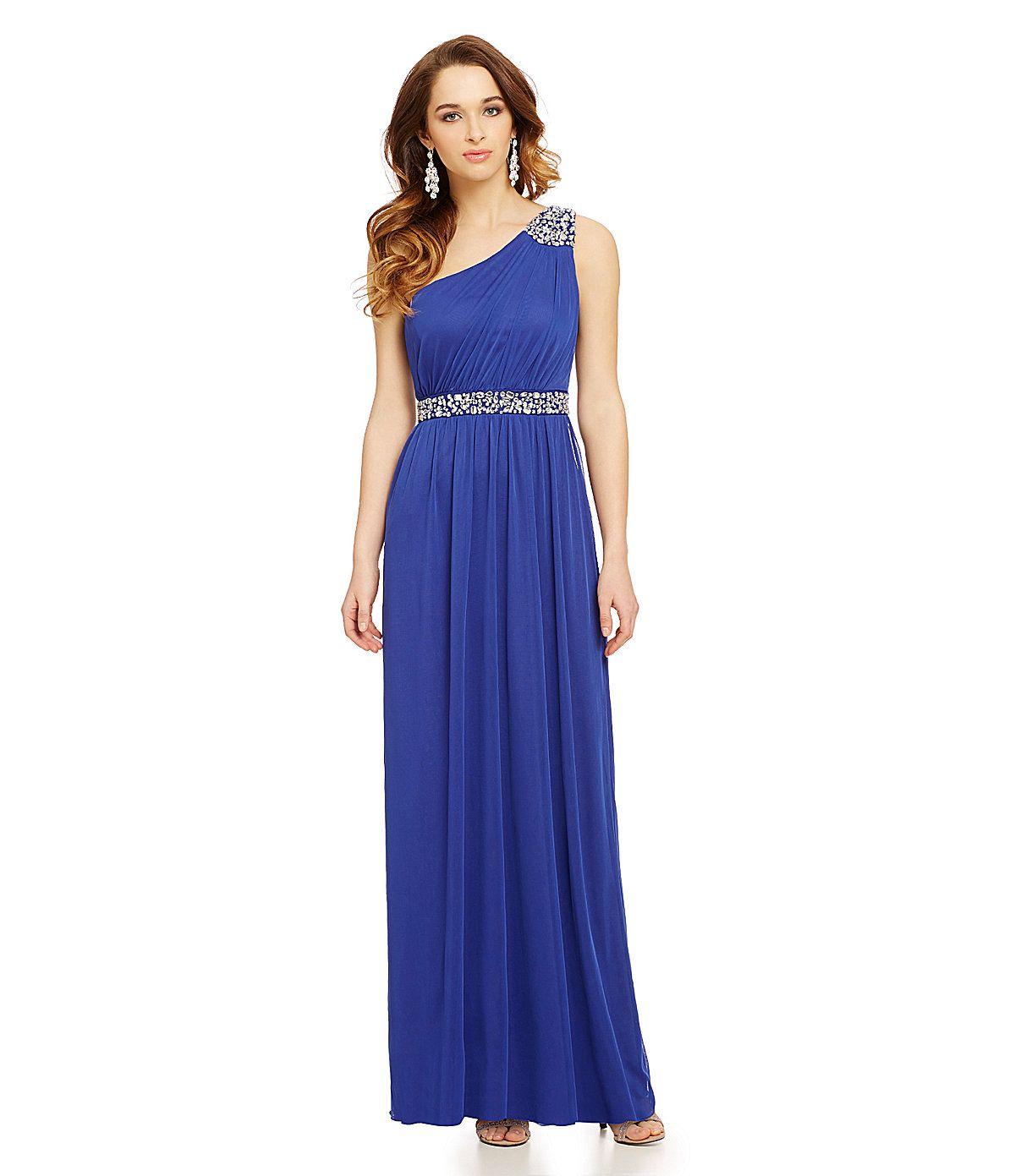 dillards prom dresses green