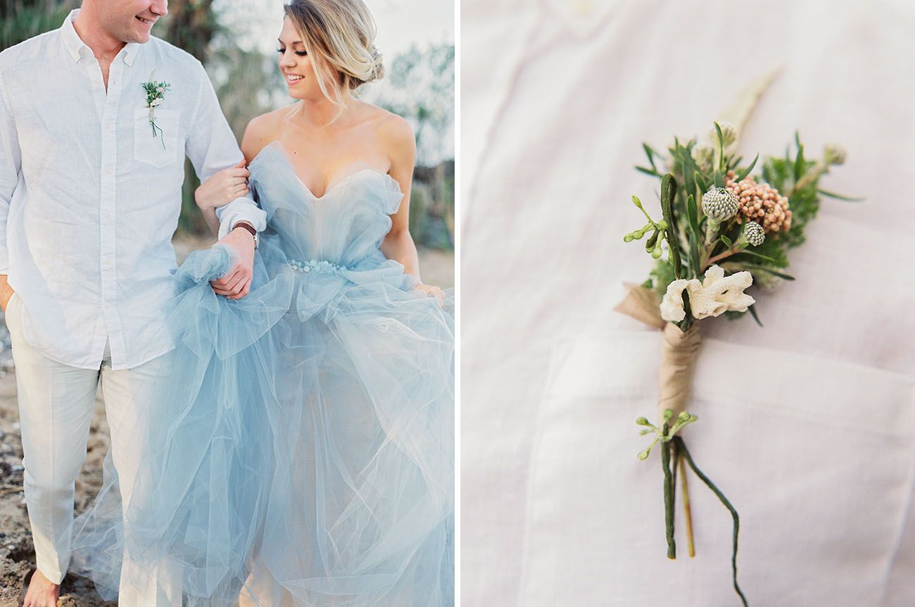 Ethereal Coastal Wedding Inspiration | Coastal, Event company and ...