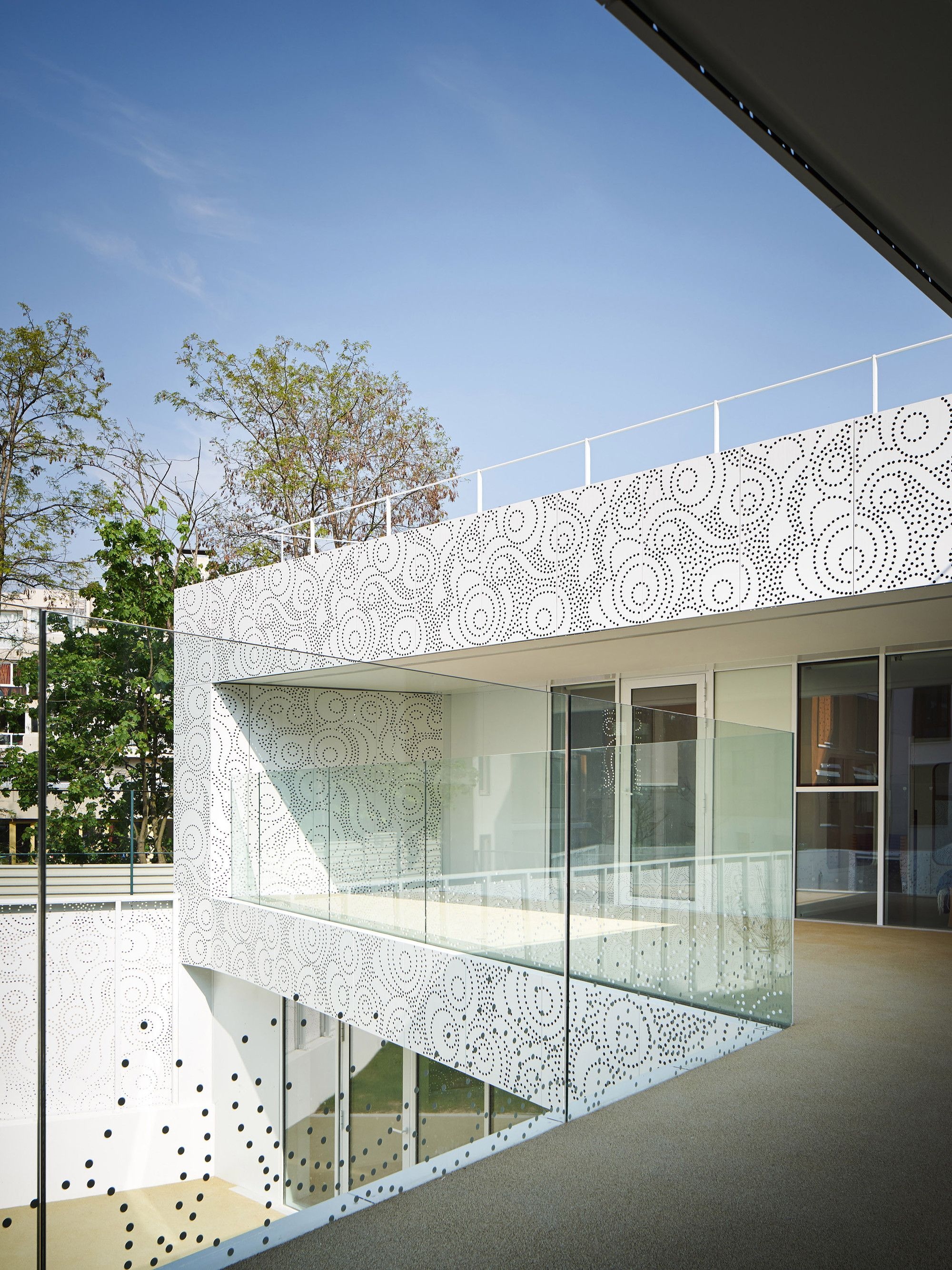 Gallery of Creche des Orteaux / Avenier Cornejo Architectes - 4