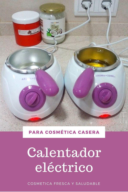 Calentador Eléctrico Para Cosmética Casera Cosméticos Caseros Casero Cosmética