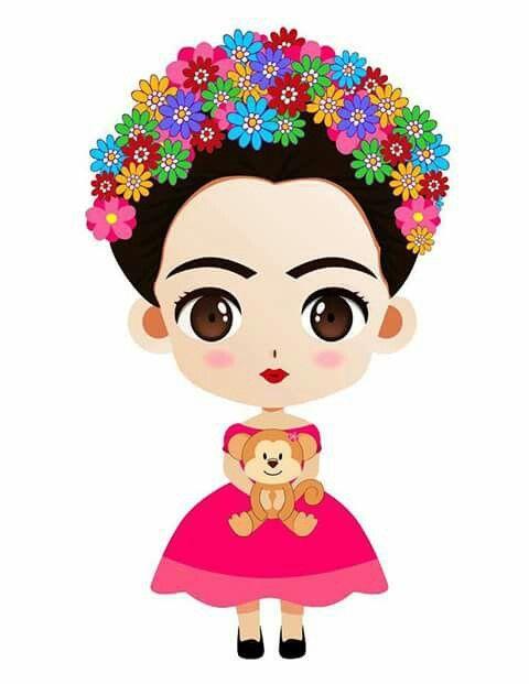 Pin De Raquelmoreno En Frida Frida Kahlo Caricatura Frida Kahlo Dibujo Imagenes De Frida Kahlo