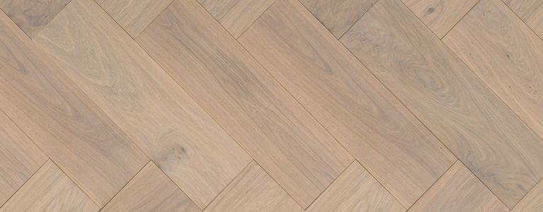 Multiplank Visgraat Rustiek Eiken Parket Vloer Enkel Gerookt Wit Geolied 60 X 12 X 1 6 Cm In 2020 Flooring Hardwood Floors Hardwood