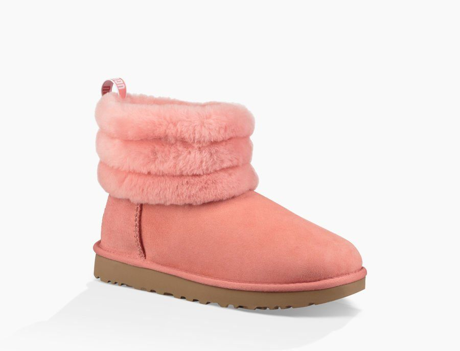 318cf8a1216 Classic Mini Fluff Quilted Boot in 2019 | Winter time | Boots, Shoe ...