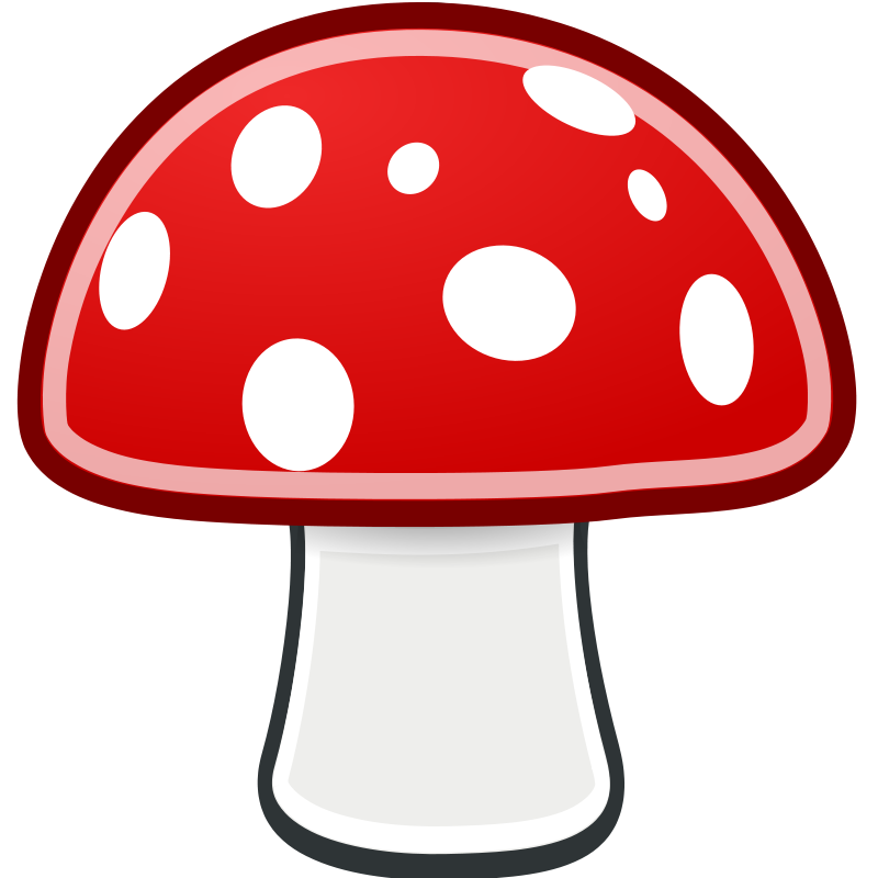 fungi clipart mushrooms t pinterest rh pinterest com Fungi Clip Art Black and White fungi clipart black and white