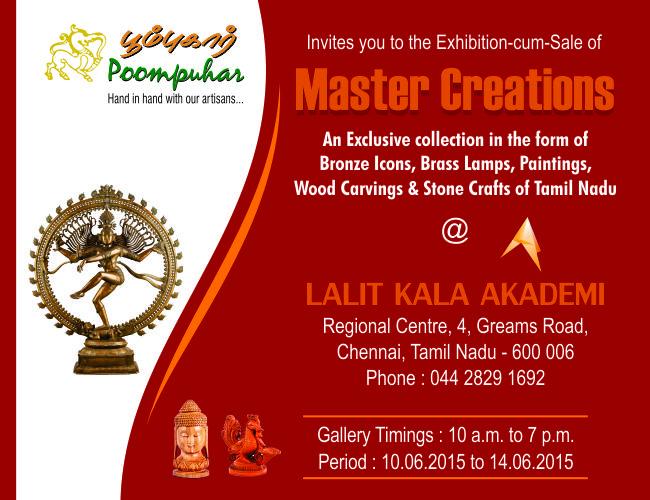 Pin By Poompuhar Thdc Ltd On Poompuhar Exhibitions Blog Chennai Art
