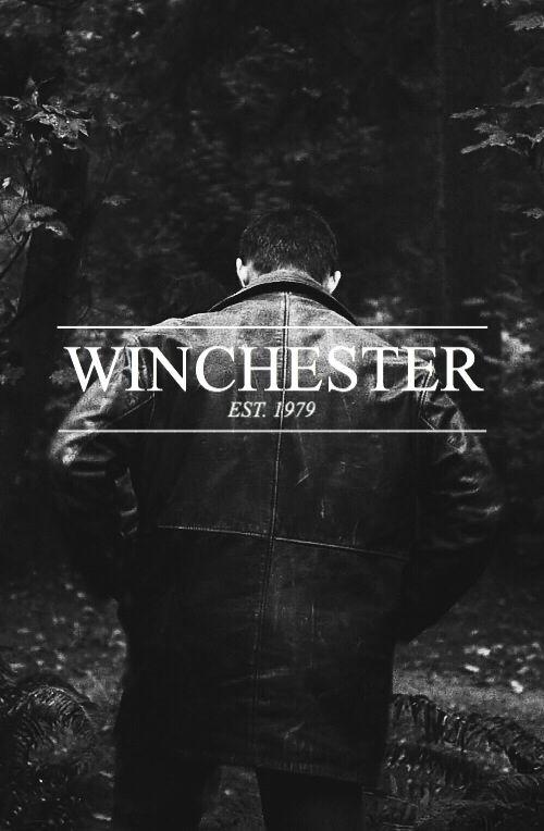 Winchester Est. 1979 spn … Pinteres…