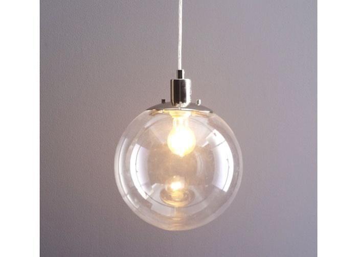 10 Easy Pieces: Glass Pendant Lights | Vintage pendant