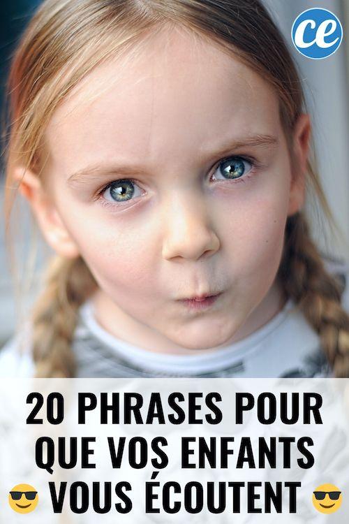 Si vous avez des enfants, vous savez que ce n'est pas toujours facile ! Notamment pour se faire obéir... sans crier ! Heureusement, des psychothérapeutes, comme Isabelle Filliozat, ont trouvé des astuces simples pour que les enfants écoutent. Dire certains mots, faire preuve d'empathie et reconnaître les émotions des enfants, ça aide beaucoup pour communiquer avec les petits. À l'inverse, certaines petites phrases doivent être é
