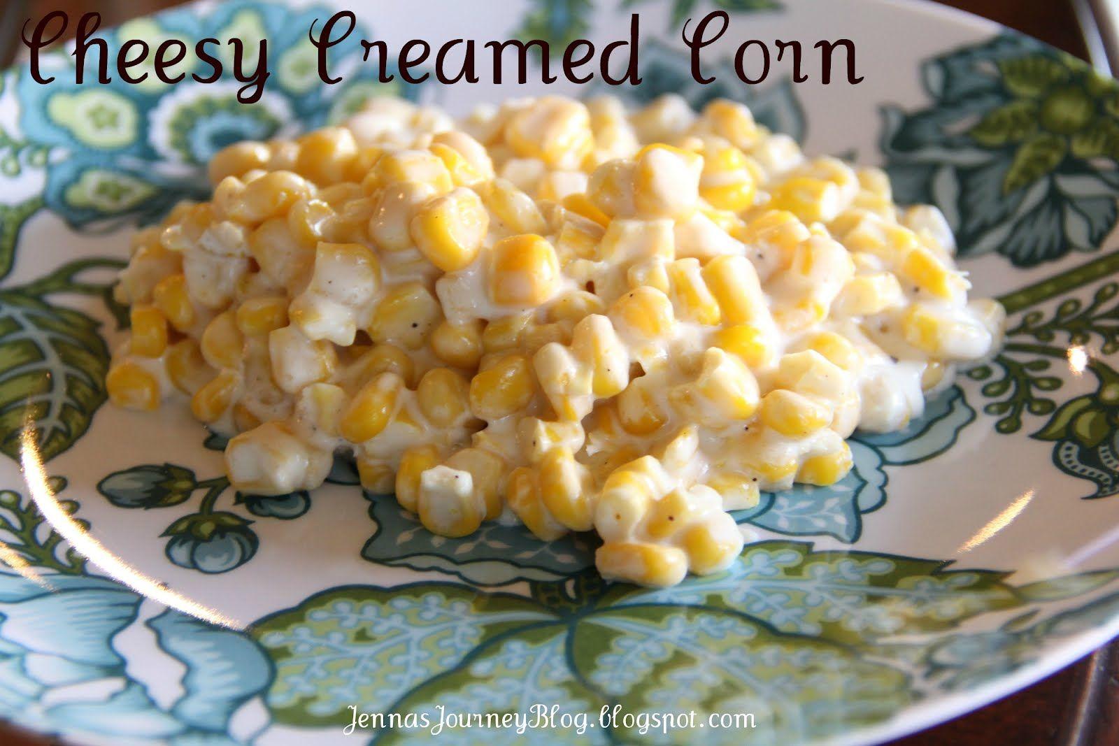 Cheesy Creamed Corn