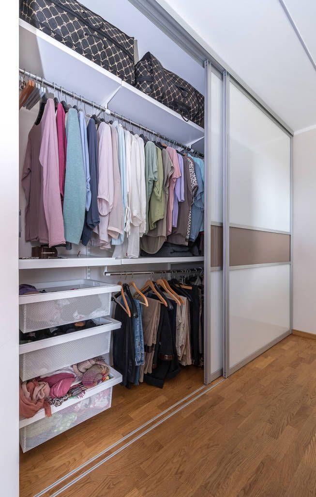 Einbauschränke Schlafzimmer wohnideen interior design einrichtungsideen bilder moderne