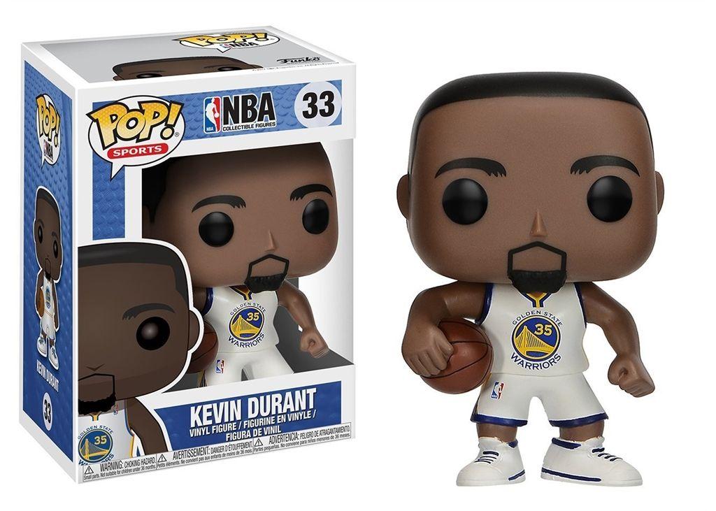 Funko POP! Sports NBA KEVIN DURANT (Golden State Warriors