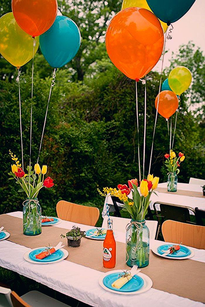 Photo of Gartenparty Deko – 50 Ideen, wie Sie Ihr Fest schöner machen