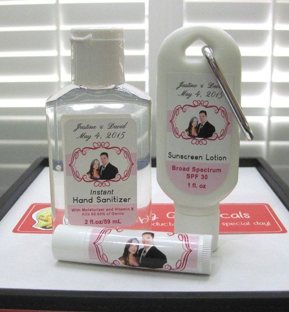 New Listing Wedding Event Favor Package Includes Qty 5 Of Each