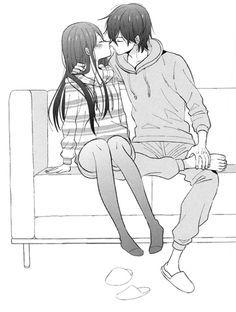 Taiyou No Ie Tumblr Desenhos De Casais Anime Casal