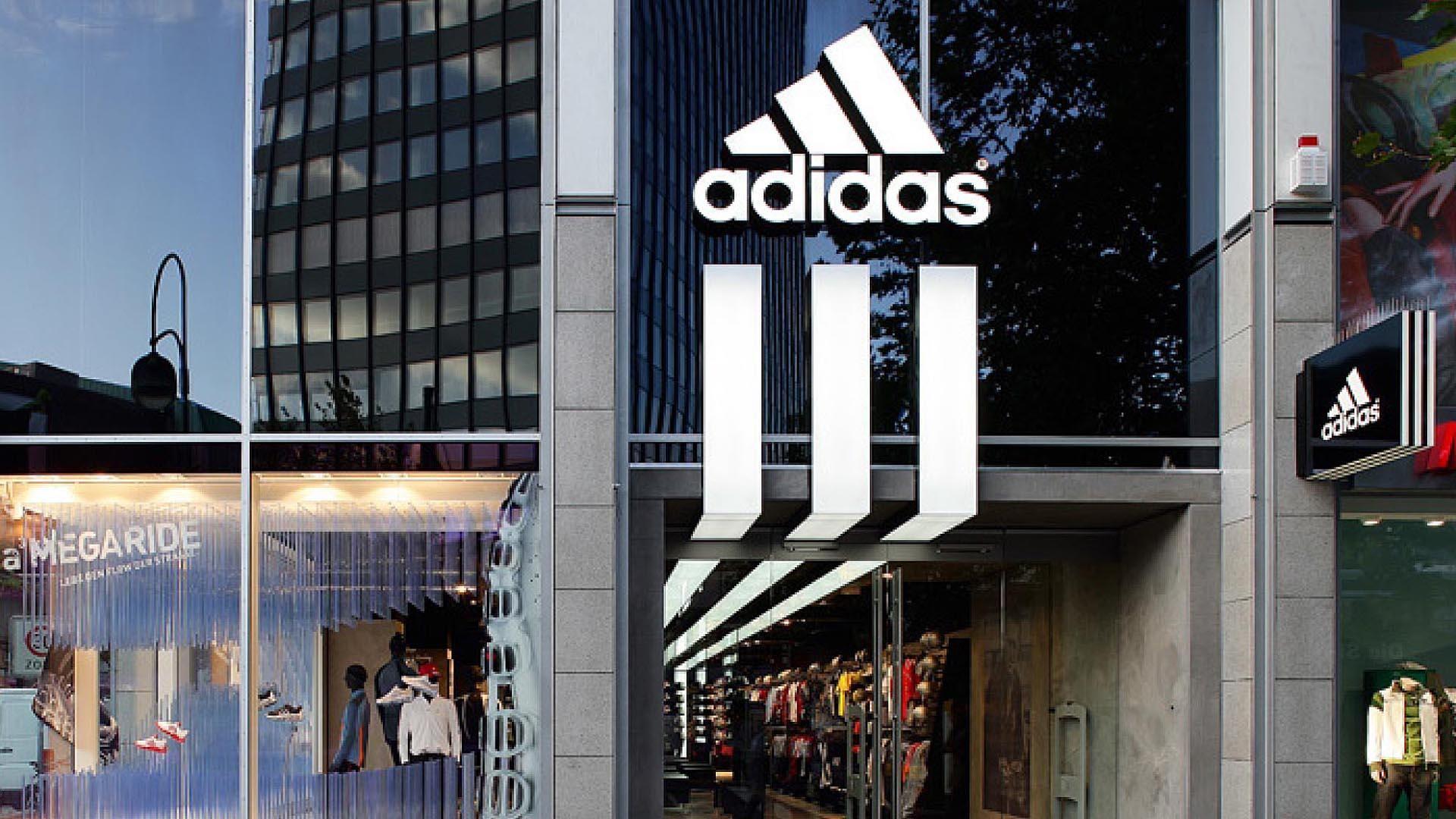 Global Ingrated Retail Interior Design Agency Adidas