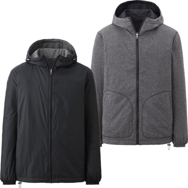 cheap price watch baby Uniqlo MEN REVERSIBLE PARKA | Clothes shopping | Mens parka ...