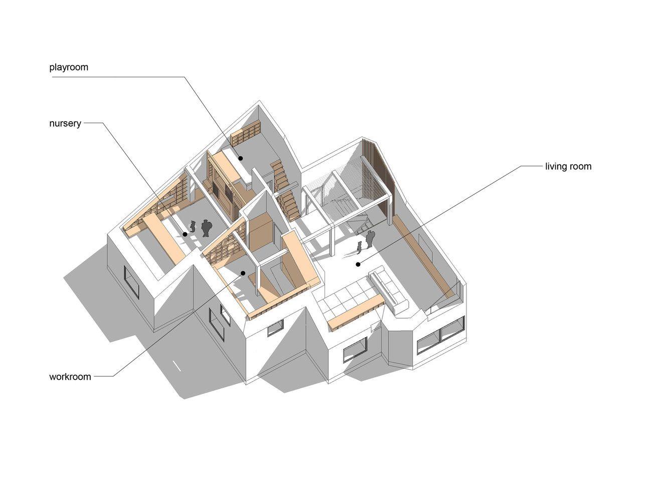 Galeria - Apartamento Loft / Ruetemple - 32