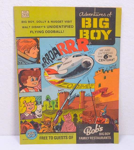 Rare Adventures Of Big Boy Comic 1979 269 Find More Vintage Playboy And Other Books And Magazines Click Below Https Www Et With Images Comics Big Boys Comic Book Covers