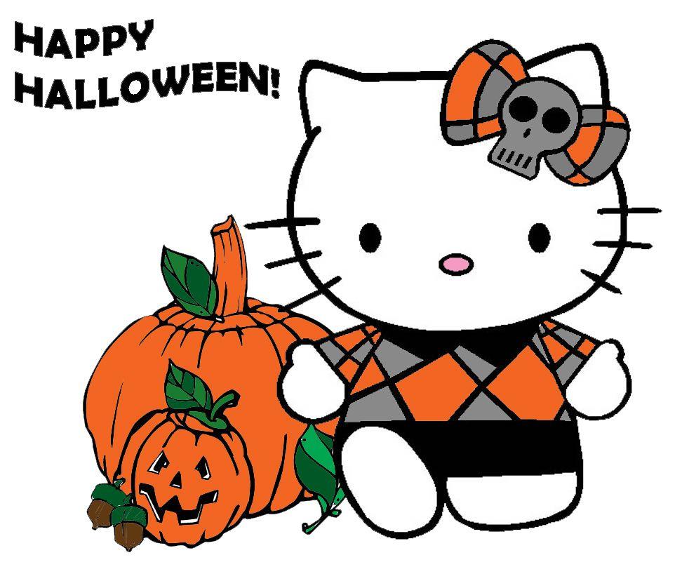 Hello kitty halloween wallpapers hello kitty x hello kitty happy halloween 300 x 300 67 kb - Hello kitty halloween ...