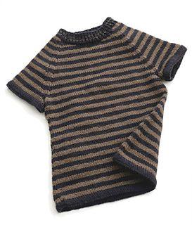 raglan tee by lion brand yarn
