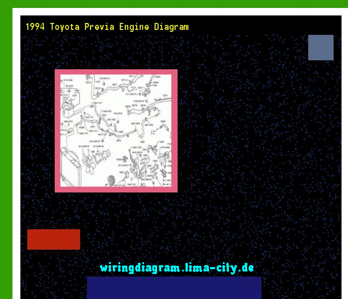 1994 toyota previa engine diagram wiring diagram 175844 amazing