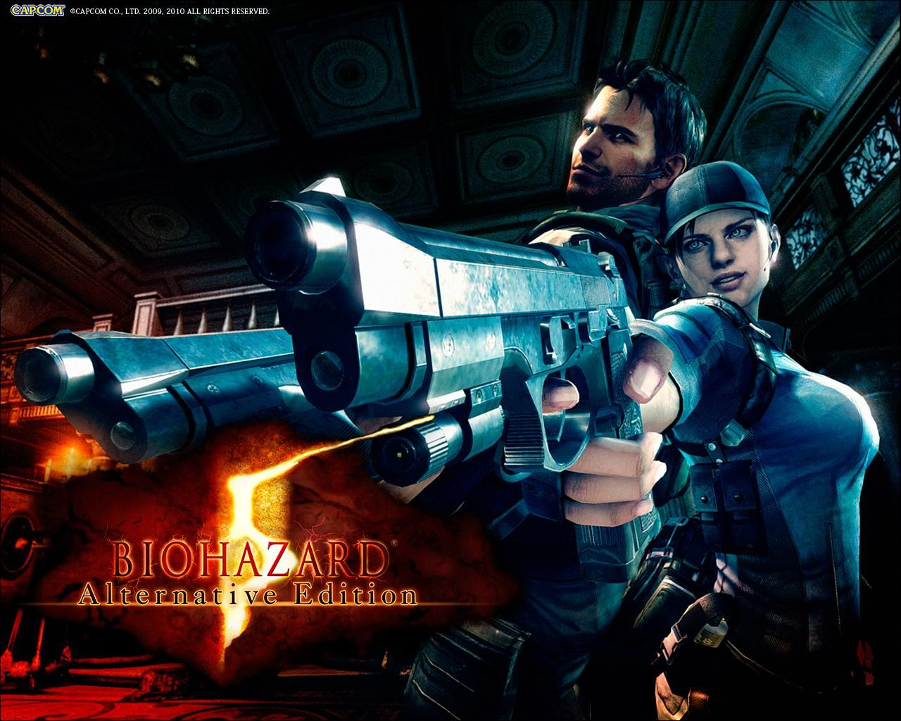 Resident Evil Hd Wallpapers Backgrounds Wallpaper