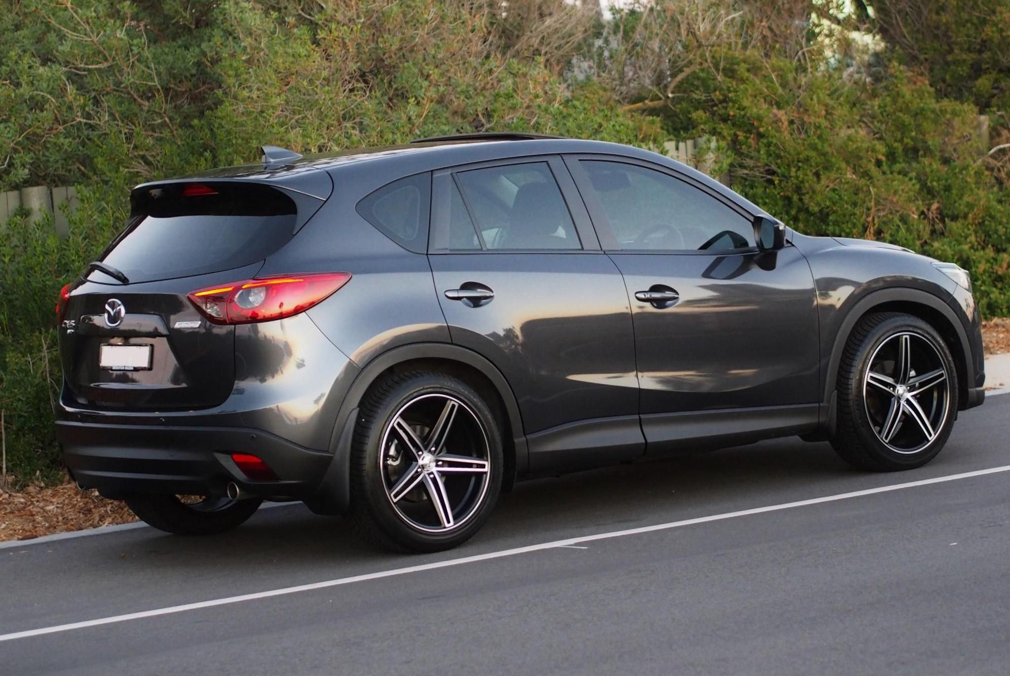 Mazda Cx  Grand Touring Black
