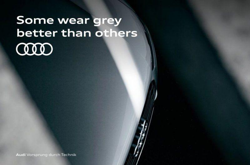 Neues Erscheinungsbild der AUDI AG. | Corporate Identity Portal