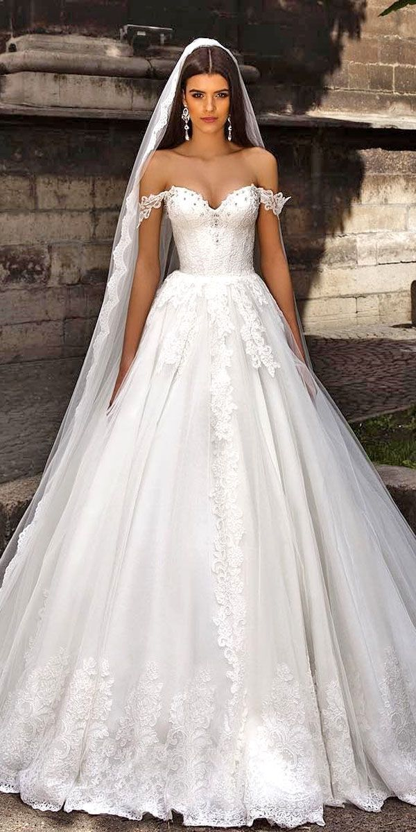 Designer Highlight: Crystal Design Wedding Dresses in 2018 | ~ It\'s ...