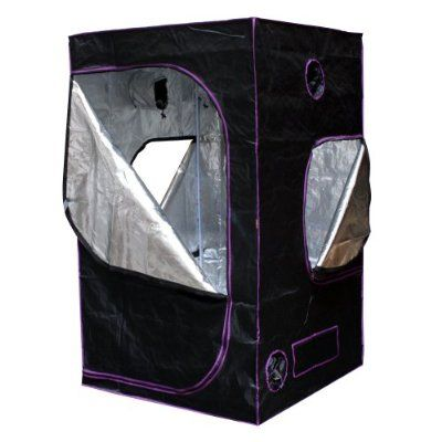 """Apollo Horticulture 48""""x48""""x80"""" Mylar Hydroponic Grow Tent for Indoor Plant Growing  Apollo Horticulture's Grow Tents are an excellent and convenient place to develop and cultivate your growing space.  http://www.progardensource.com/apollo-horticulture-48x48x80-mylar-hydroponic-grow-tent-for-indoor/"""