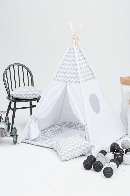 SPEDIZIONE GRATUITA Teepee per Tipi di bambini giocare tenda