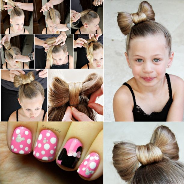 hair styles for girls kids minnie mouse hair bow hair styles hair bow 2859 | 15fb16ebd15bde56a9e2859a52f9b29b