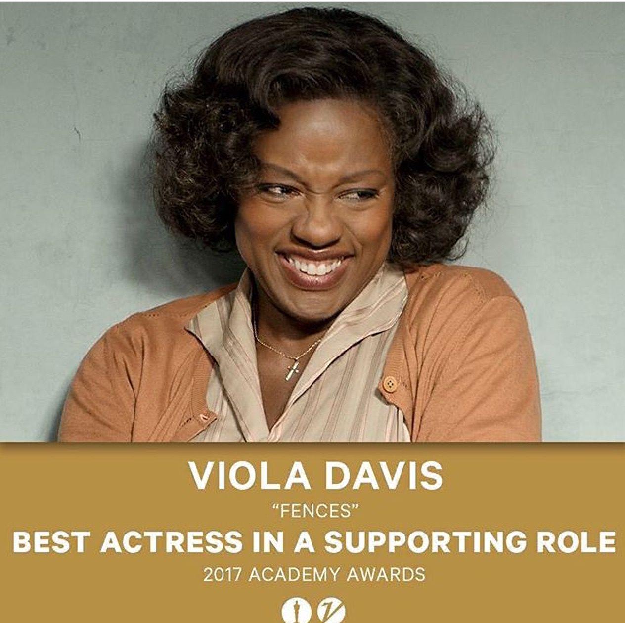 Congrats Viola