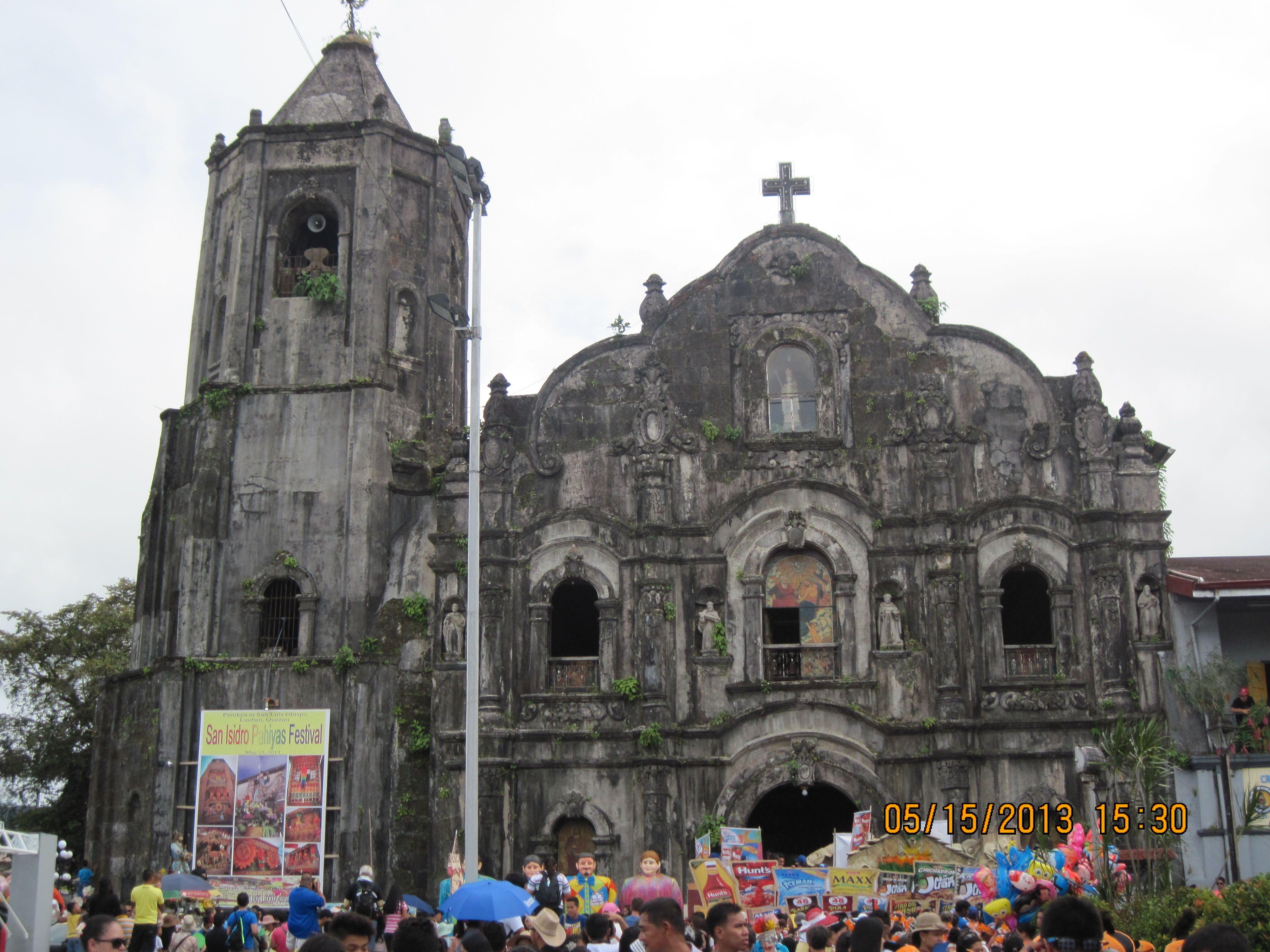 Philippine Church Lucban, Quezon, Philippines