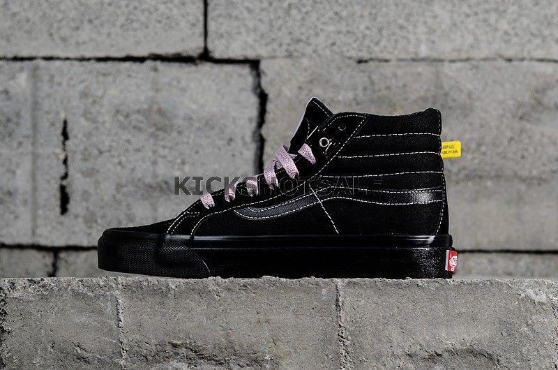c5ce64e47d Vans Vault X Alyx Sneakers Black 721454