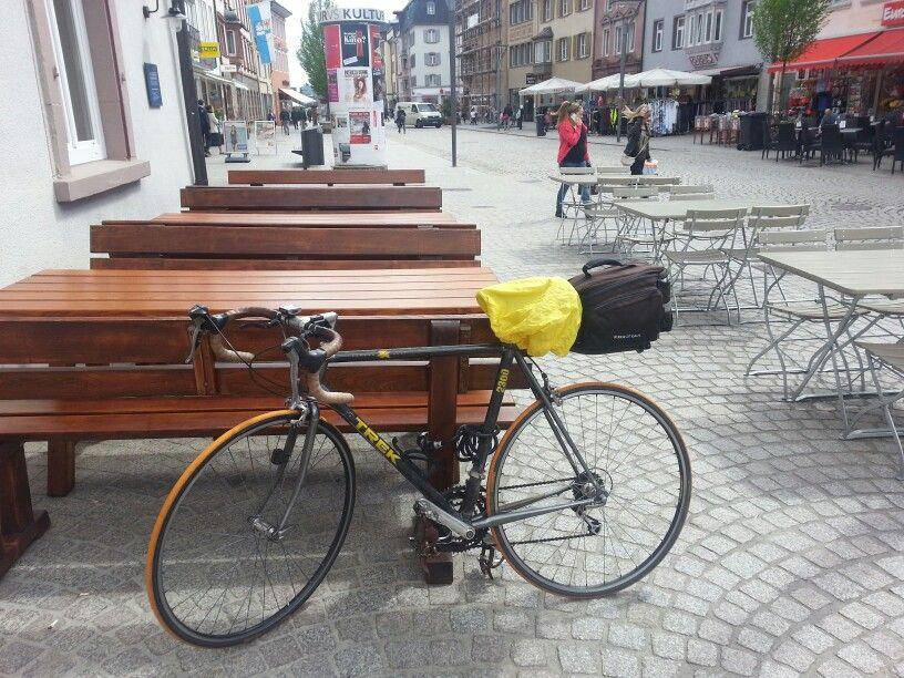 MY BELOVED BICYCLE