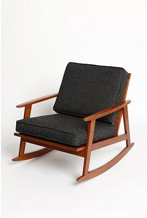 perfect for the 'crocheting' nook... ;): Mid-Century ...