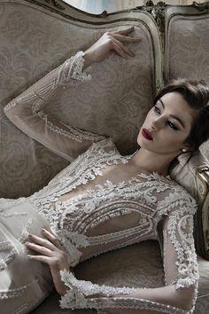 Elihav Sasson 2016 Bridal Collection // www.onefabday.com