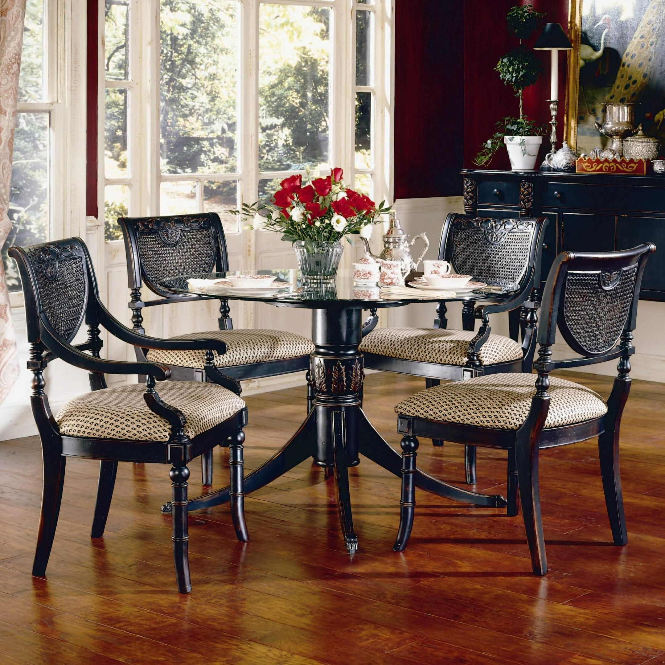 Heritage 5 Piece Dining Set by Largo Would make good game ...